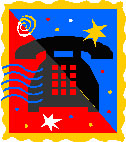 telephone graphic