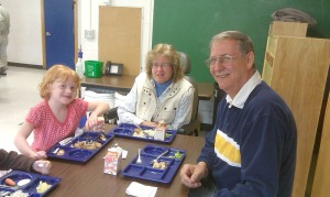 photo from grandparents lunch 2010