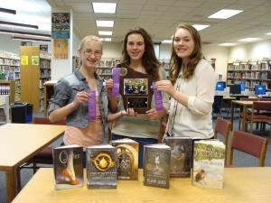 Winning Team - Rachel Williams, Rosie Hess, and Emily Weisensel