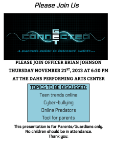 Online-Safety-Presentation-Nov-21-2013