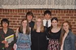 DHS Swimming State Awards Banquet