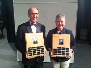 Richard Fellenz and Linda Meier