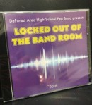 DAHS Pep Band CD cover