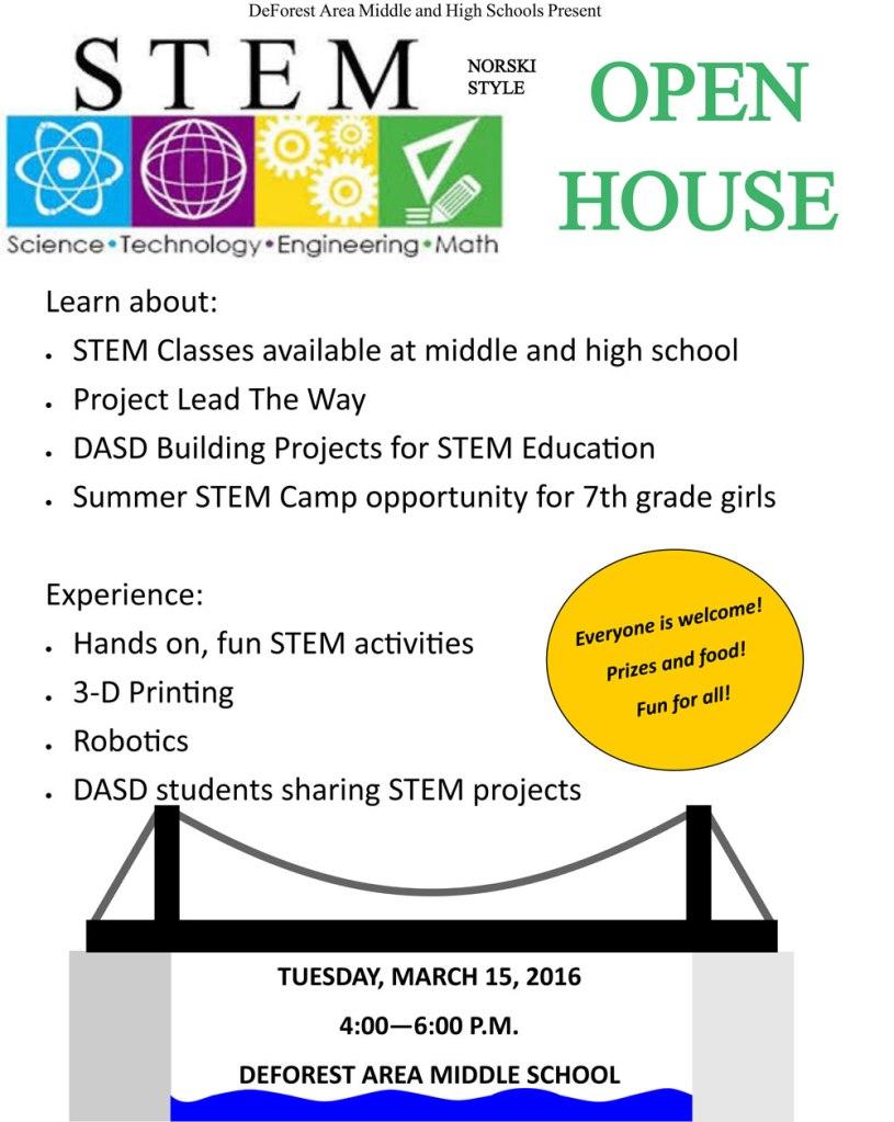 STEM-Open-House