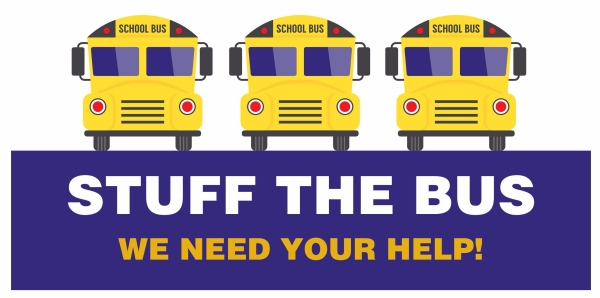 Stuff the Bus poster