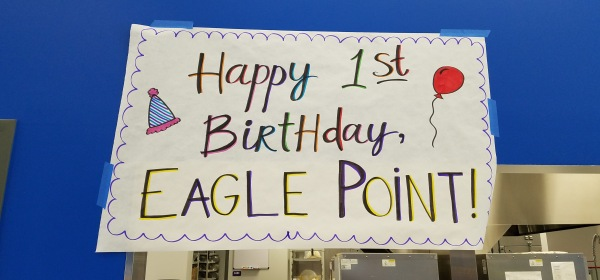 Eagle Point First Birthday