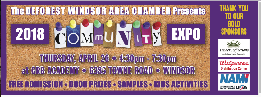 Community Expo ad