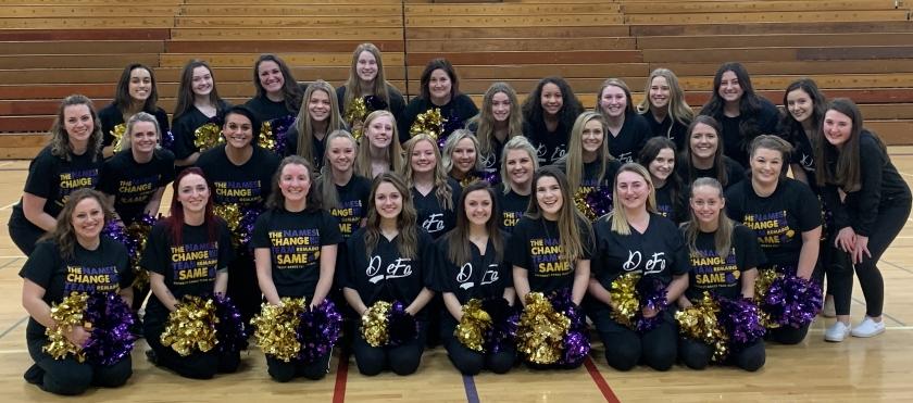 alumni dance team