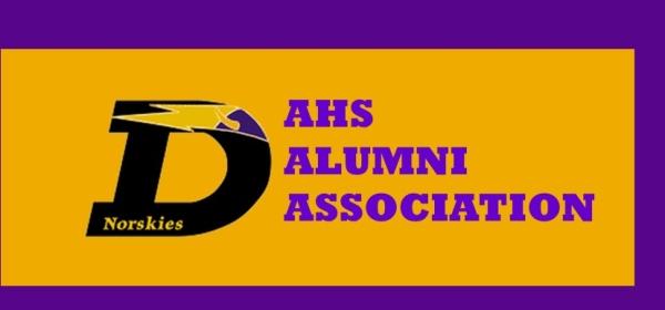 DAHS Alumni Association header