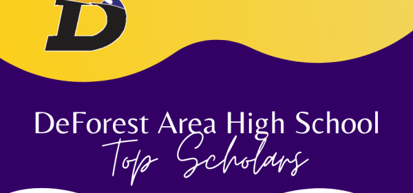 DeForest Area High School Top Scholars
